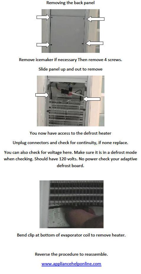 Refrigerator Troubleshooting: Samsung Refrigerator